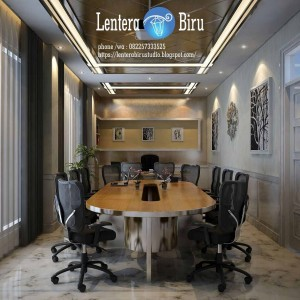 Interior Office House (SOHO) Paciran Lamongan